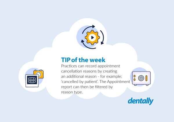 Tip of the week - week 10